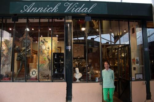 Galerie Annick Vidal