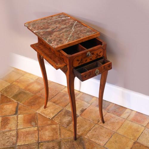 Table Volante d'époque XVIII ème