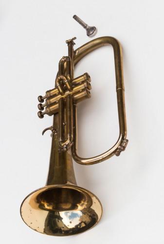 Bugle signé H. Selmer
