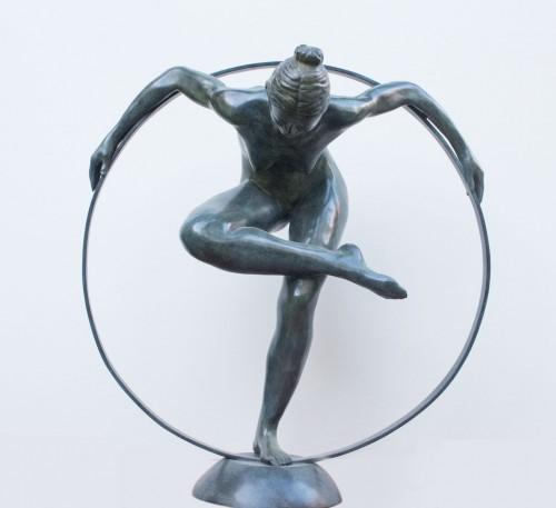Patrick Brun, original en bronze