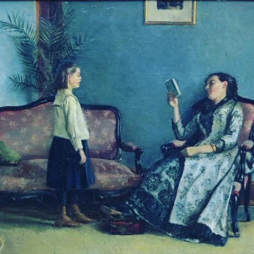 la lecture par Clémence ROTH