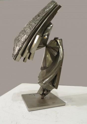 Sculpture en Inox par Guillaume ROCHE