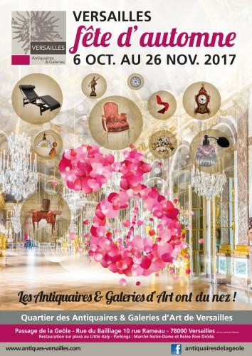 Les Antiquaires et les Galeries d'Art de Versailles ont du Nez