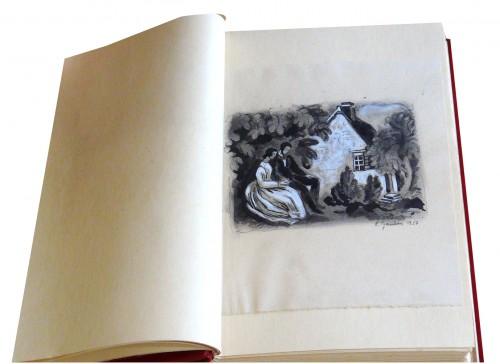Nouvelle exposition à la Librairie Le Cheval Bleu
