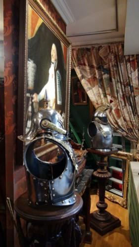 Visite à la Galerie Katana-Ya