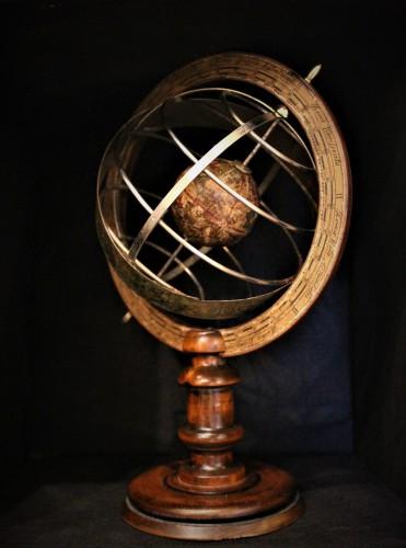 Globe sphère armillaire