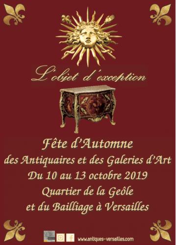 La fête d'automne 2019