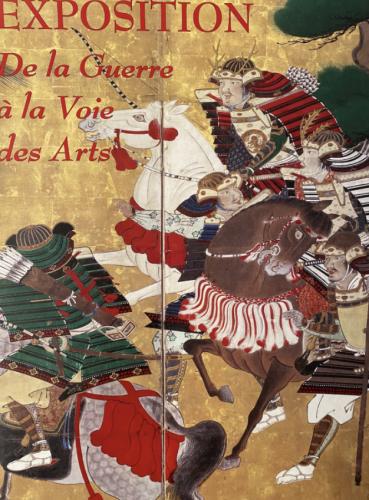 Katana Ya. Samouraïs : de la Guerre à la voie des Arts