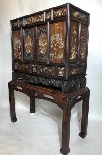 Cabinet Vietnamien Du XIXème Siècle