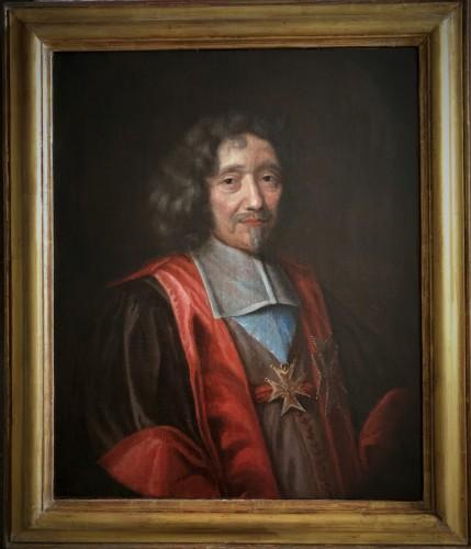 Portrait de Michel Le TELLIER XVIIème
