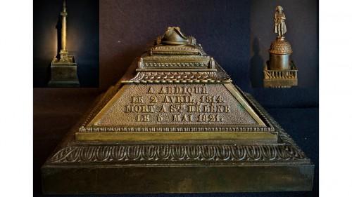 Catafalque retour des cendres Napoléon Ier